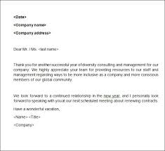 Thank You Letter For Continued Business Sample Business Thank You