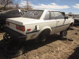 Junkyard Find: 1982 Toyota Corolla SR5 - The Truth About Cars Daily Turismo 1k Long Wheelbase 1982 Toyota Hilux Pickup Crew Cab The Street Peep Submission Corolla Sr5 Liftback Garage Queen Relic Start Cold Truck 22r Youtube W295 Indy 2012 For Sale Classiccarscom Cc688591 4x4 For New Arrivals At Jims Used Parts 1990 4runner Clean Truck Call Us Your Vingetoyota Sport 4wd Rn48 198283 Photos Ih8mud Forum Diesel 5 Speed Very 2 Litre 1l