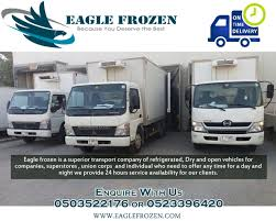 Eagle Frozen Is One Of The Best Refrigerated, Freezer And Chiller ...