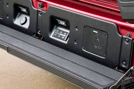 Kicker Audio Putting The Tailgate In 'tailgate Party' For All-new ... Gmc Multipro Tailgate Is Coming To The Silradoeventually The Tattered Flag Decal Inshane Designs How 2019 Sierras Works Youtube Ledglow 60 Led Light Bar With White Reverse Lights For Replacing A On Ford F150 16 Steps Thieves Stealing Pickup Truck Tailgates Selling Thousands Bedrock Decklid Caterpillar 745c Articulated 2002 Good Used Complete Pickup Bed With And For Sale Storm Truck Project Episode 10 Custom Framework Tailgate Wiktionary Feds Probing Reports Of Fseries Super Duty Trouble