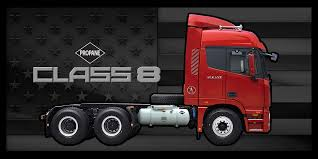 100 What Is A Class 8 Truck Lkane Nnounces Propane Utogas CabOver NGT News