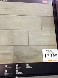 Menards 3 Drain Tile by Bathroom Flooring Mohawk Woodlane Floor Or Wall Ceramic Tile 7