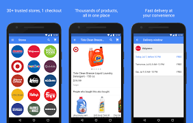 Google Express app updated with shared lists and other features to