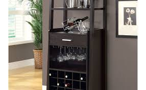 great cabinet into bar tags home bar armoire modern white bar