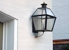 gas light fixtures wall mount lighting designs