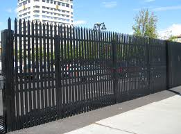 The Drawing Of Anti Climb Fence Installation Including Impasse Ii High Security Fence High Security Anti Climb Fencing