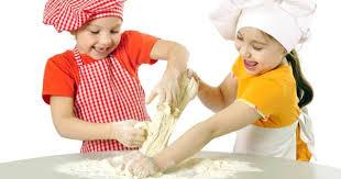 cuire pate a sel pâte à sel avec cuisson recette de matériel éducatif educatout