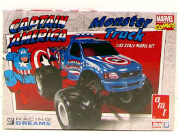 AMT Captain America Monster Truck 857 1/32 New Plastic Model Truck ... Amt Captain America Monster Truck 857 132 New Plastic Model Traxxas Erevo 116 4wd Rtr W 24ghz Radio 550 Special Edition Cstruction Set Eitech Corner Pockets Vxl Mini Ripit Rc Trucks Fancing Cars King Tamiya Control Car 110 Electric Mad Bull 2wd Ltd Amazon Dairy Delivery 58mm 2012 Hot Wheels Newsletter Truck Bigfoot 3d Model Cgtrader 125 Scale Bigfoot Build Final Youtube Tamiya Lunch Box Premium Bundle Fast Charger 58347 Jadlam Shredder 16 Scale Brushless