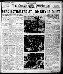 Timeline: The 1921 Tulsa Race Riot | Metro & Region | Tulsaworld.com