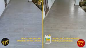 tiles unlimited knows the secret to clean tiles after