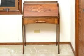 petit bureau en bois petit bureau vintage kotska bois bim a co
