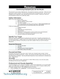 Write Professional Resume Sample For Bank Jobs Freshers Cover Letter How To Resumes Example A Summary