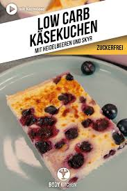 skyr käsekuchen fitness rezept kitchen rezept