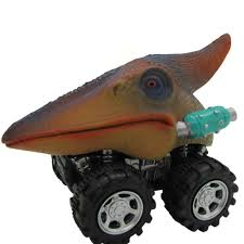 100 Dinosaur Truck Amazoncom ESCENERY Toys Pull Back Cars Big Tire