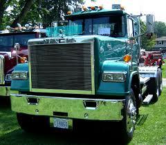 100 Mack Trucks Macungie 1988 RW 713 Antique Truck Show June 2011 Jack