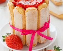 aux fraises et fromage blanc recette de aux