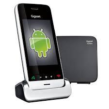 gigaset sl930a téléphone fixe sans fil sous android 4 0 4