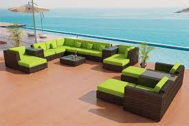 Outdoor Sectional Sofa With Chaise by Sectional Sofa Outdoor Patio Furniture Set 25