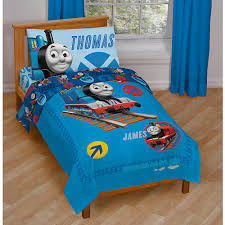 Thomas The Tank Engine Toddler Bed by Thomas U0026 Friends 4 Piece Toddler Bed Set Noah U0027s Board