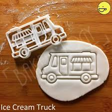 Ice Cream Truck Cookie Cutter – Bakerlogy Truck Cookie Cutter Fire 5 Inch Coated By Global Sugar Art Amazoncom Grandpas Old Farm Pickup Kitchen Cutters Jb Custom Exclusive How To Make Ice Cream Cookies Semi Sweet Designs Dump Arbi Design Cookiecutz Food 375 In Experts Since 1993 Truck And Products Set The Shop Little Blue Cnection