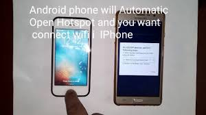 It Android to IPHONE file Trasfer How to Send File