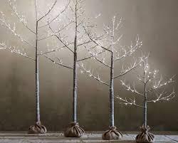 Washington DC Designer Joseph Ireland Keeps A Restoration Hardware Starlit Tree Up For Months