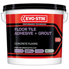 evo stik floor tile adhesive grout grey 5l toolstation zyouhoukan