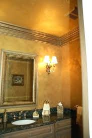 Gold Interior Paint Colors Metallic Excellent Wall For Your Best