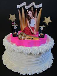 12 Victorious Birthday Cakes Toppers Photo