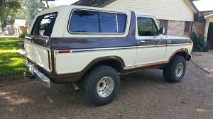 For $9,500, Could This 1978 Ford Bronco XLT Let You Release Your ...
