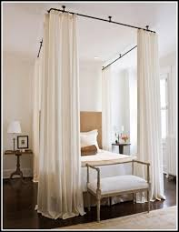 Hanging Curtain Room Divider Ikea by Marvellous Hanging Curtains From Ceiling As Room Divider 39 For