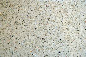White Terrazzo Tile Flooring