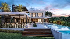 100 Villa Architect Ure Construction Luxury Modern Villa In Benahavis