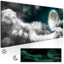 leinwand bilder himmel natur landschaft wandbilder