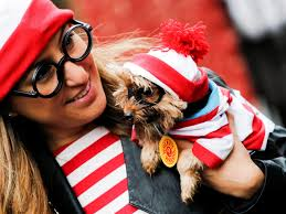 Tompkins Square Park Halloween Dog Parade 2016 by Where U0027s Waldo Halloween Dog Parade 2016 Pictures Cbs News