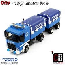 CUSTOM THW Truck Short With Trailer Made Of LEGO® Bricks ... Lego City Truck 3221 Ebay Technic American Truck With Lowbody Trailer Youtube Tipper Dump Trailer And Model Team Ideas Product Ideas Pickup Lego Moc 42024 The Car Blog Toms Most Recent Flickr Photos Picssr Duplo Blue Semi Flatbed Minifigure Toys R Us Itructions 7848 42078 Mackr Anthemtm Creativeplaycoza Custom Palette