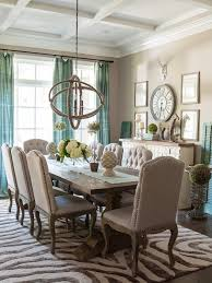 Love Everything About This Dining Roomcould Do The Clock And Picture Frames Above My Couch