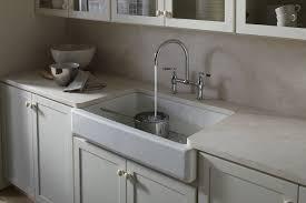 Kohler Strive Sink 35 by Self Rimming Apron Front Sinks Wayfair