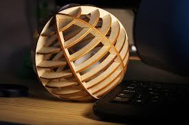 Laser Cut Lamp Shade by Lamp Shade Idea U2013 Fabulously Fabricated