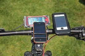 Smartphone Bicycle Mounts