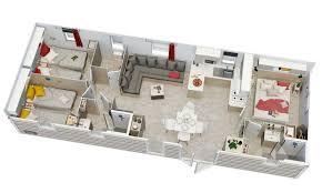 mobilheim violette 3 schlafzimmer irm habitat