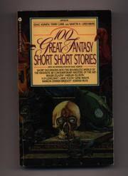 100 GREAT FANTASY SHORT STORIES By Isaac Asimov