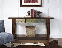 Narrow Sofa Table With Drawers by Ameriwood Furniture Sage Console Table With Drawers Multi