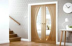 Living Room Door And Dining Interior Design Doors Double Ideas