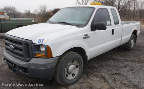 100 F250 Truck 2005 Ford SuperCab Pickup Truck Item DE3338 SOLD J