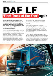 100 20 Trucks Transport Middle East February 19 Edition By Plant
