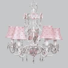 Elegant Pink Chandelier Clipart Kid With