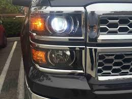 New OPT7 H11 LED Headlight Bulbs - 2014-2018 Silverado & Sierra Mods ... Billet Front End Dress Up Kit With 165mm Rectangular Headlights Dna Motoring For 0306 Chevy Silveradocssicavalanche Led Drl 9902 Silverado 1 Piece Grille Cversion Dash Amazoncom Anzousa 111302 Headlight Assembly Automotive 2019 Chevrolet Top Speed 2007 2013 Truck Halo Install Package Chevy Silverado Ss 12500 Crystal Clear Morimoto Xb Fog Lights Retrofit Source 2017 2500hd Reviews And Rating Motor Trend Canada