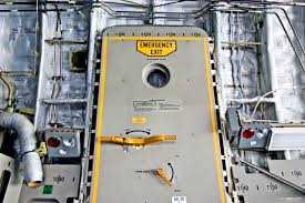 100 Exit C Boeing 17 Globemaster III Emergency Exit Door Papa Air