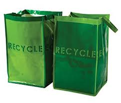 Amazon G U S Recycle Bins for Home and fice Set of 2